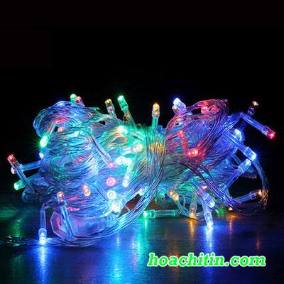 Đèn LED Nhấp Nháy 5m Nhiều Màu