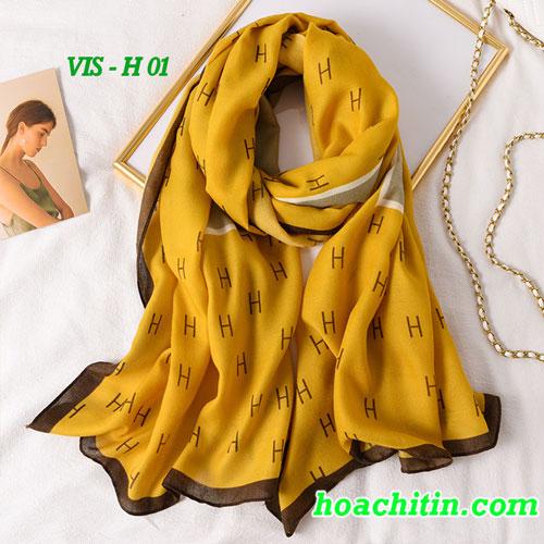 Khăn Choàng Cổ Visco VIS - H01