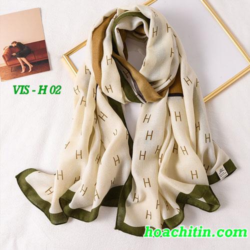 Khăn Choàng Cổ Visco VIS - H02