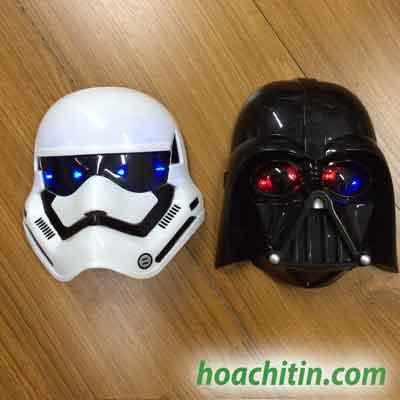 Mặt Nạ Star Wars Có Đèn