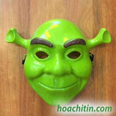 Mặt Nạ Shrek Gã Khổng Lồ Tốt Bụng
