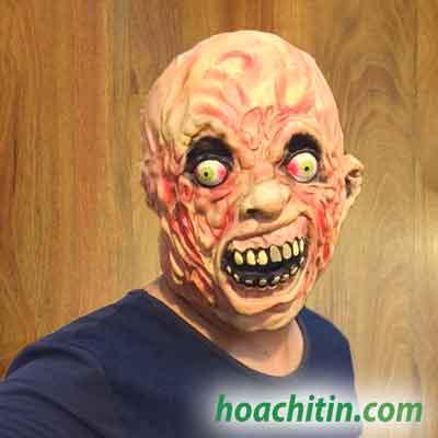 Mặt Nạ Da Zombie Phân Hủy