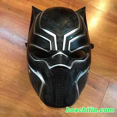 Mặt Nạ Báo Đen Black Panther