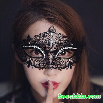 mặt nạ trang phục halloween