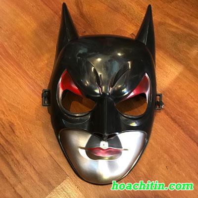 Mặt Nạ Batman Nguyên Mặt