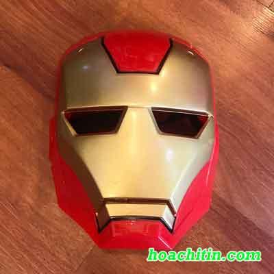 Mặt Nạ Người Sắt Iron Man Mới