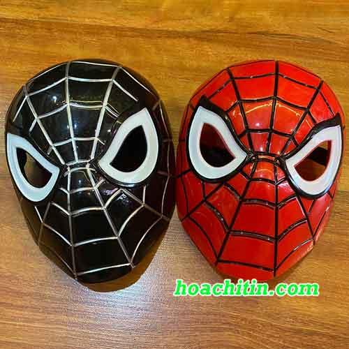 Mặt Nạ Người Nhện Spider Man Có Đèn
