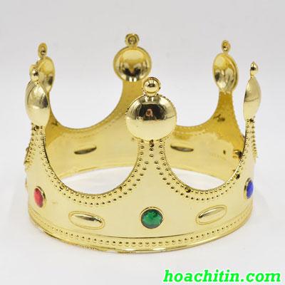 Vương Miện Nhà Vua Màu Vàng
