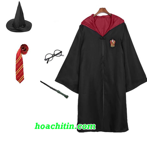 Trọn Bộ Áo Choàng Harry Potter 1 Size S Trên 1m3