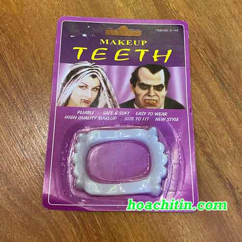 Răng Nanh Giả Dracula nguyên hàm