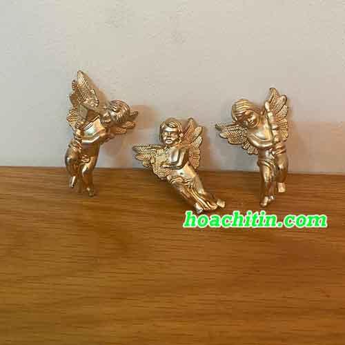 Thiên Thần Xi Vàng - Bao 3 Con