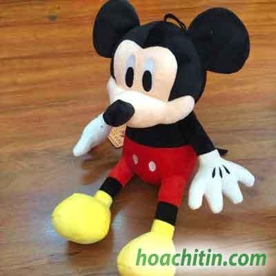 Thú nhồi bông Chuột Mickey nam