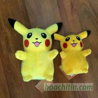 Thú Nhồi Bông Pikachu Size 25cm