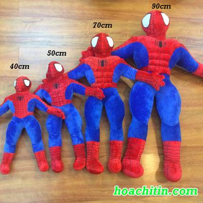 Thú Nhồi Bông Người Nhện Spider Man Size 50cm
